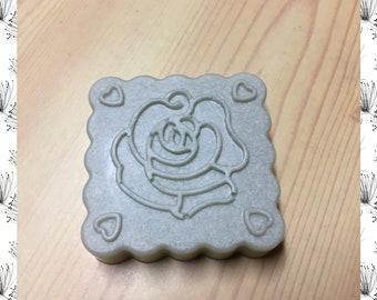 1 White Kaolin Clay Soap