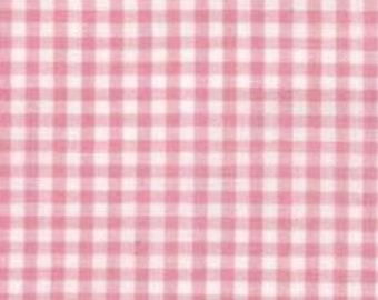 Pink Gingham - Metal Buckle Dog Collar or House/Tag Collar - Easter Dog Collar - Gingham Dog Collar - Fashion Dog Collar - Dog Gift