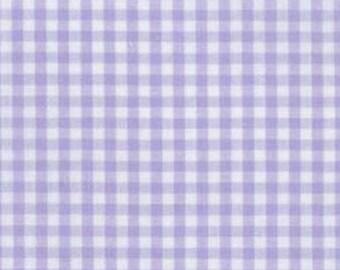 Purple Gingham - Metal Buckle Dog Collar or House/Tag Collar - Easter Dog Collar - Gingham Dog Collar - Fashion Dog Collar - Dog Gift