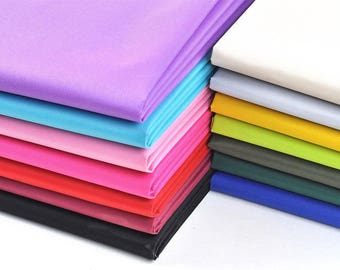Outdoor Canvas Fabric, Waterproof Fabric, 600 denier outdoor, Polyester PVC Backing, by the yard, Multiple colors
