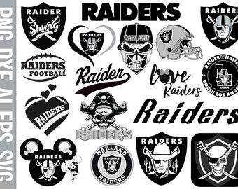 Raiders Svg Etsy