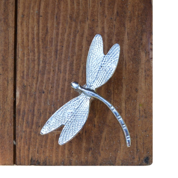 Dragonfly Kitchen Knobs Dragonfly Drawer Knobs Cabinet Etsy