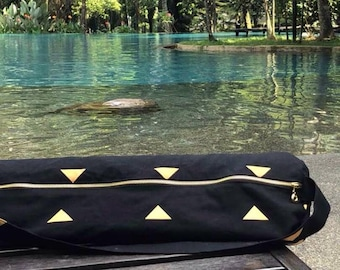 YogaMāyā bag Handmade Yoga Mat Bag