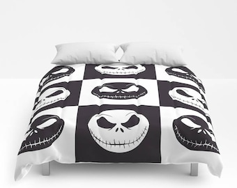Nightmare Before Christmas Bedding Etsy