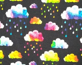 Acid Rain on Black