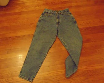 CHIC Vintage High Waisted Jeans (size 4)