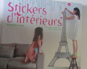 """Book """"Stickers inside"""" - Art and Images of Elisabeth Lord"""