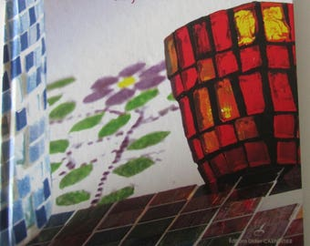 """Mosaic House in the garden """"Decorations"""" book - 70 designs"""