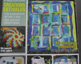 Patchwork design magazine - year 2011