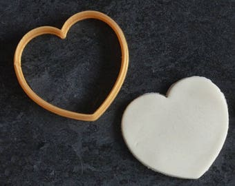 Heart Cookie Cutter - Valentine's day - Wedding