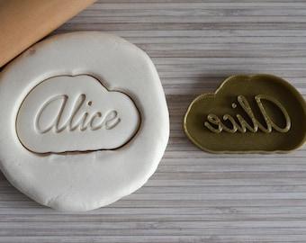 Custom Name cookie cutter (Personalized) - Name cookie cutter - Personalized cookie cutter - Birthday cookie cutter - Custom gift