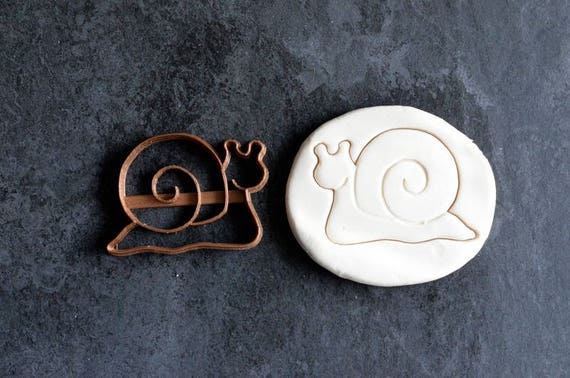 Snail Cookie Cutter