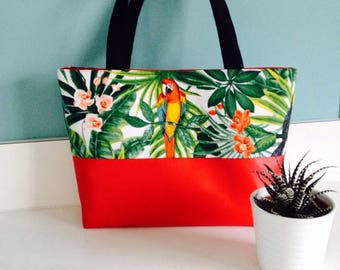 Colorful purse pattern