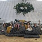 Arm knit a blanket workshop//18th April // Skypark Glasgow 6-8pm