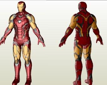 Iron Man Armor Etsy