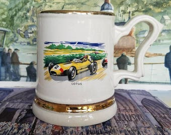 "Prince William Warranted 22K Gold ""LOTUS"" Classical Edition British Tankard"