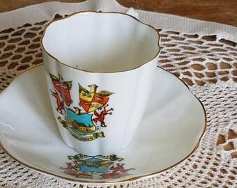 Llandudno Fine Bone China Coffee Set!
