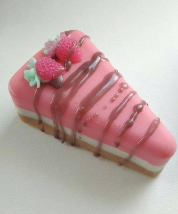 Pleasing Birthday Cake Soap Birthday Soap T Food Soap Cake Soap Etsy Personalised Birthday Cards Sponlily Jamesorg