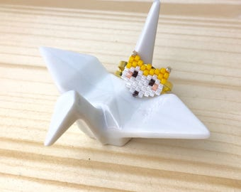 The little Fox ring