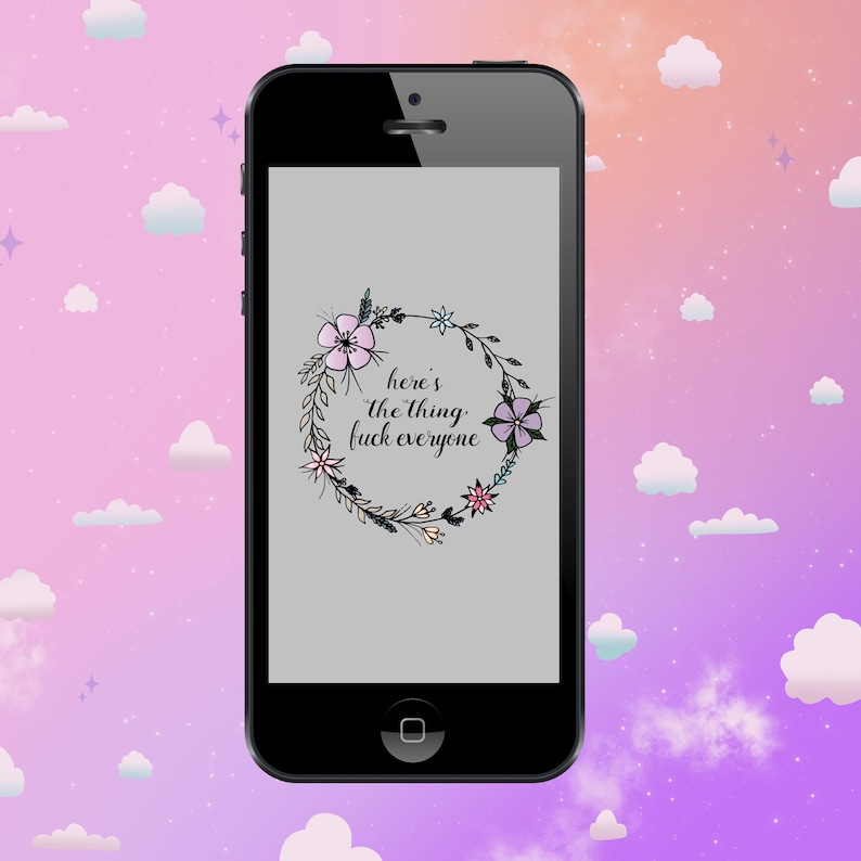 My Favorite Murder Phone Wallpaper Phone Background Iphone Etsy