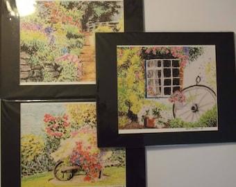 Secret Garden Print Collection
