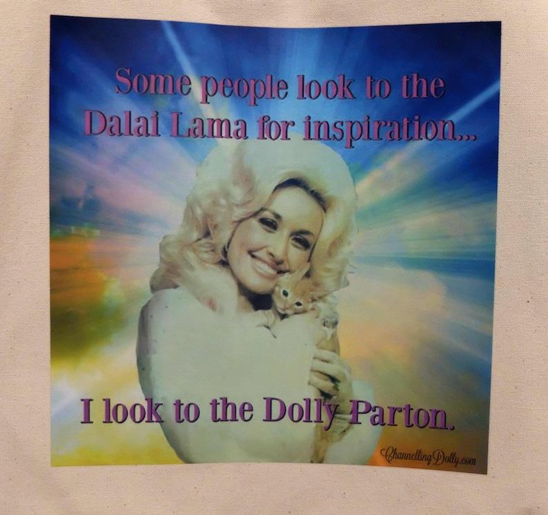 Dolly Parton Tote Bag Dolly Parton Tote Bag women's image 0