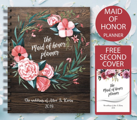 photograph relating to Maid of Honor Printable Planner named Maid of Honor Planner Printable / Wedding day Planner / Maid of Honor Present Suggestions / Will Yourself Be My Maid of Honor / PDF / Do-it-yourself Laptop / MOHP 002