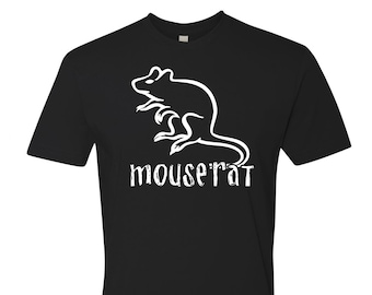 Mouse Rat Band, Parks and Recreation funny novelty T-shirt