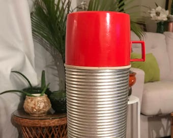 CLEARANCE! Vintage Steel Thermos