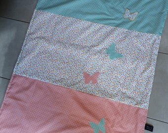 Cover / custom baby blanket