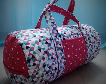 For travel, sports, duffel bag in stock