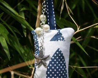 School, teacher gift, Keychain fabric gift