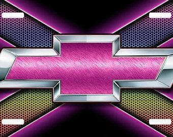 Purple chevy bowtie | Etsy