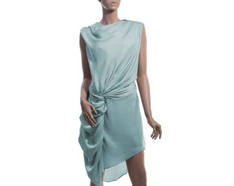 Cocktail and Evening Dress - Eco-friendly fabric