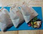 Red Roselle, Lemon Balm Floral Tea Bags