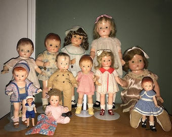 Fantastic Effanbee Family Collection!