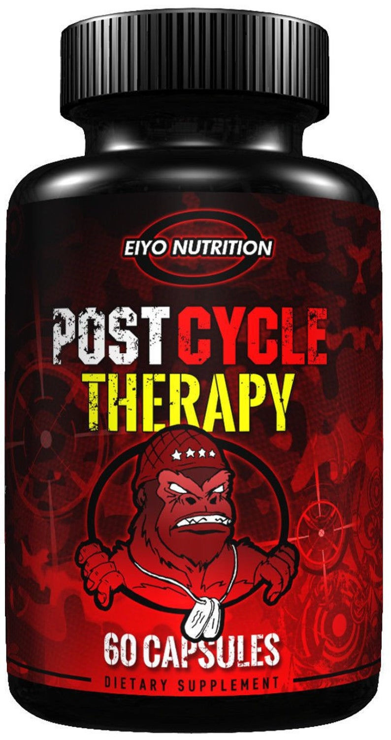 Post Cycle Therapy - All Natural, Restore Healthy Hormone Levels - Eiyo  Nutrition