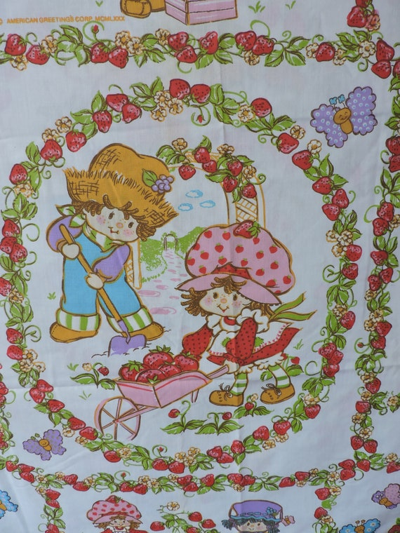 Strawberry Shortcake And Friends American Greetings Corp Tv Etsy