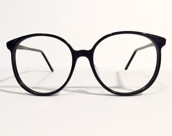 Black eyeglasses ends with black oxide color ball 24 pcs.