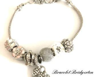 Bracelet charms Bridgerton
