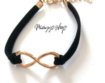 Infinite charms bracelet