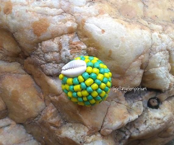 Orula Amulet Talisman Blessed By Babalawo Talisman Resguardo Etsy