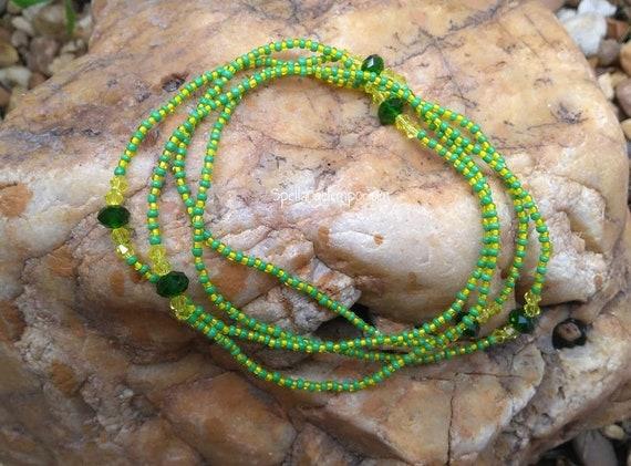 Orula Eleke Blessed Necklace Collar De Orula Bendecido Etsy