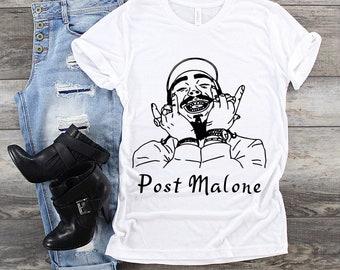Damen-Accessoires Post Malone b&B Logo Dad Hat Hip Hop Rap