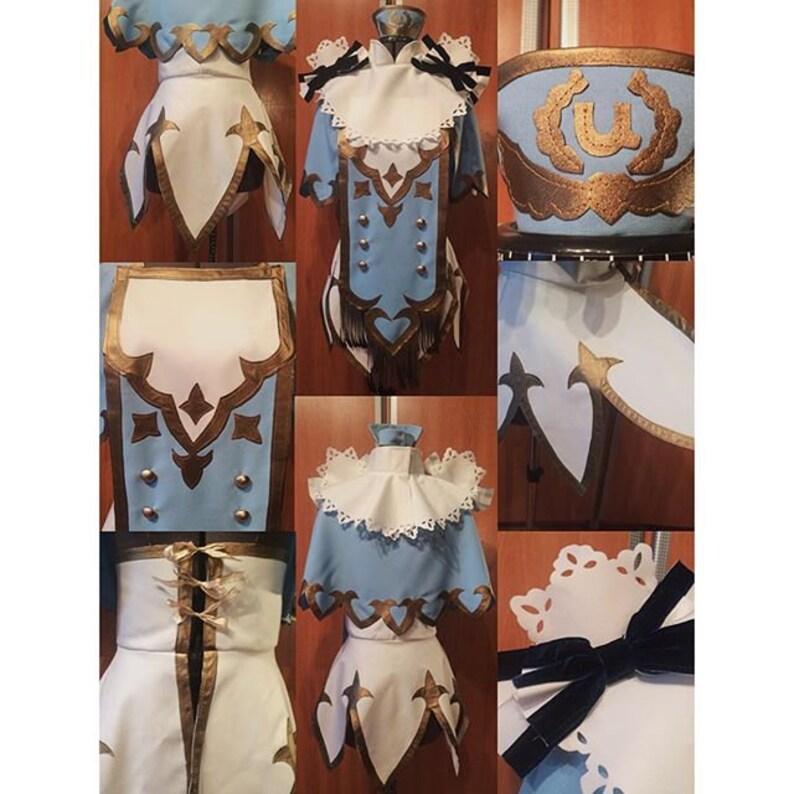 Custom made Cosplay  costume