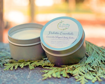 Luxurious Whipped Body Butter