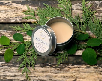 Chapped Skin Balm with Fermented Cod Liver Oil