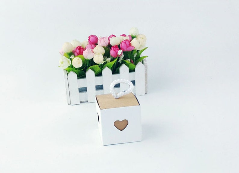 Treat Boxes-Party Boxes -Birthday Party -Gift Box -Favor Boxes -Wedding Favor Boxes 1pcs 50pcs,100pcs Kraft Gift  Boxes Candy Box