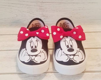 d3330c282f2e5 Minnie mouse shoes | Etsy
