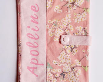 Pink Japanese book